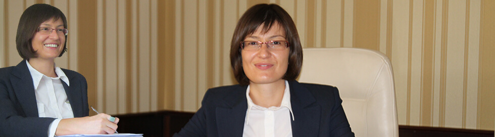 Lawyer Denitsa Nikolova